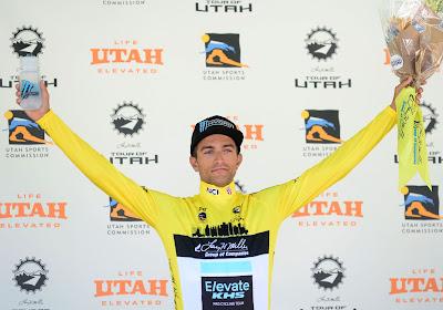 🎥 Tour de l'Utah : vainqueur lors du prologue, Piccoli a reçu 20 secondes de pénalité lors de la deuxième étape