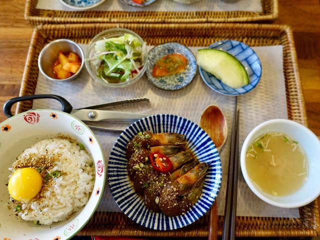 ☻遊韓美食☻不能錯過的醬油蝦套餐