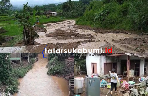 Pasca Banjir Cikidang terungkap ini masalahnya / Foto : Isep Panji (22/2/2019)
