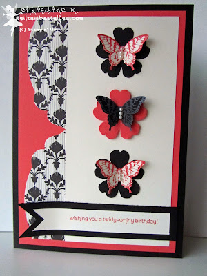 stampin up, papillon potpourri, flower shop, wishes your way, apothecary accents, banner, wimpel