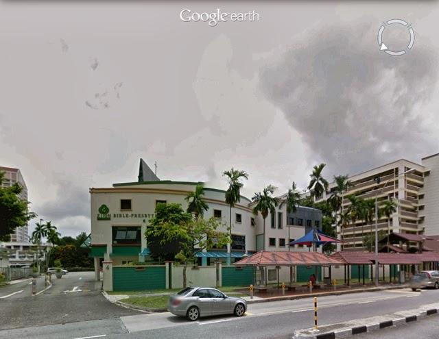 Singapore Church Buildings Zion Bishan Bible Presbyterian Church