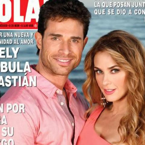 TV Mexico: Sebastian Rulli y Aracely Arambula terminaron