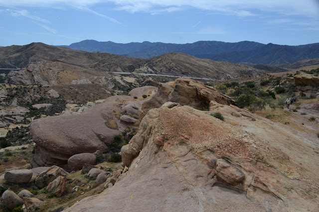 now among those rocks