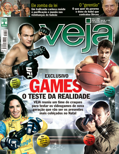 13 Download   Revista Veja : Ed. 2350 04/12/13