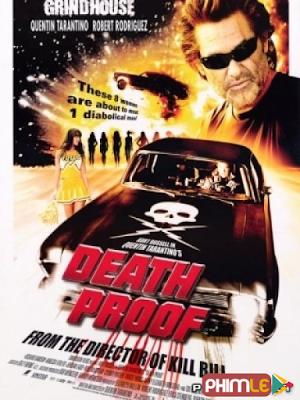 Phim Dòng Máu Sát Thủ - Death Proof (2007)