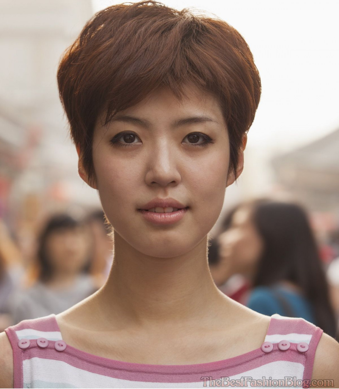2018-2019 Korean Haircuts For Women - Shapely Korean ...