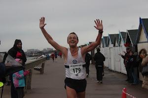 Southend 5 miles - Rudolph Run - December 2011