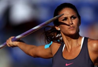 Londres: Paraguaya Leryn Franco latina mas seguida y fotografiada de las olímpiadas