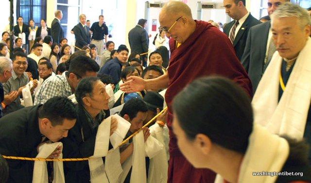 Tibetan Audience with HH Dalai Lama/HH Sakya Trizins Teaching in Portland, OR. - 34-cc%2BP5120118%2BC72.JPG