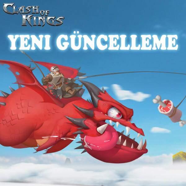 Clash of Kings 3.33.0 Güncelleme Detayları