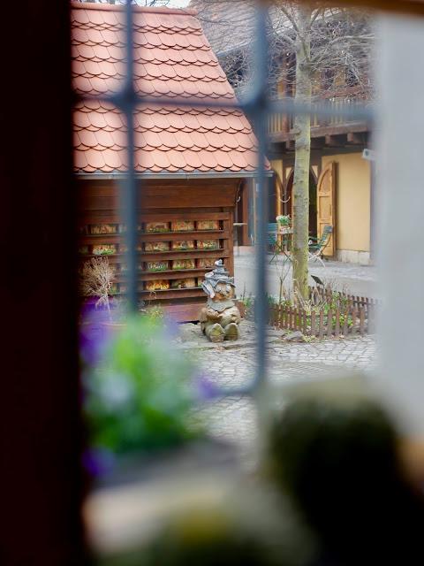 Café Bienenstock im Bienenmuseum Weimar