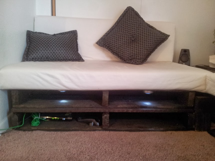 Learning to upcycle pallet sofa not impossible for Sofa upcycling