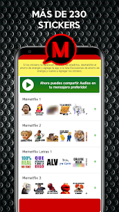 Memetflix – Stickers y sonidos (WAStickerApps) App Download For Android 1
