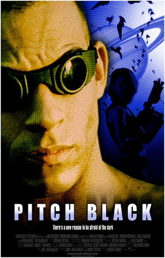 Pitch Black of Riddick (2000) ริดดิค 1 ฝูงค้างคาวฉลามสยองจักรวาล