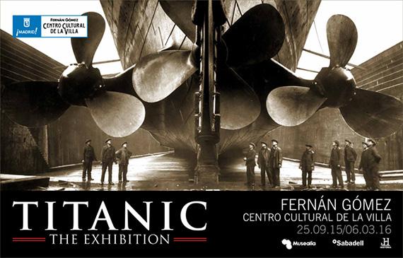 músicos del Titanic