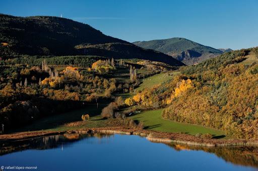Estany de Montcortès. Pirineus. Baix Pallars, Pallars Sobirà, Lleida