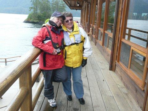 Elizabeth and Judy