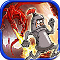 Castle Knight Dragon Run icon