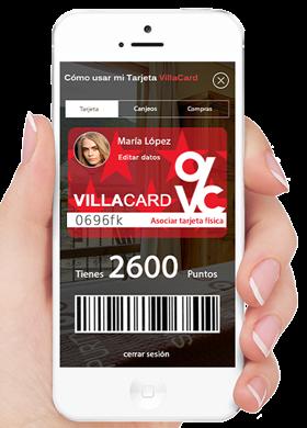 Nueva App Villacard