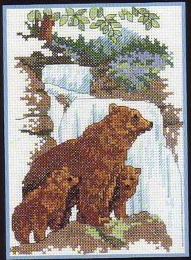 Wonders Of Nature Counted Cross Stitch Patterns And Charts