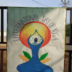 Celebrate Yoga Day (Primary) 22.05.2015