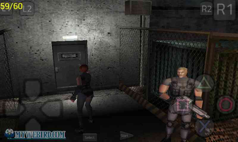 Download game Dino Crisis 1 PS1