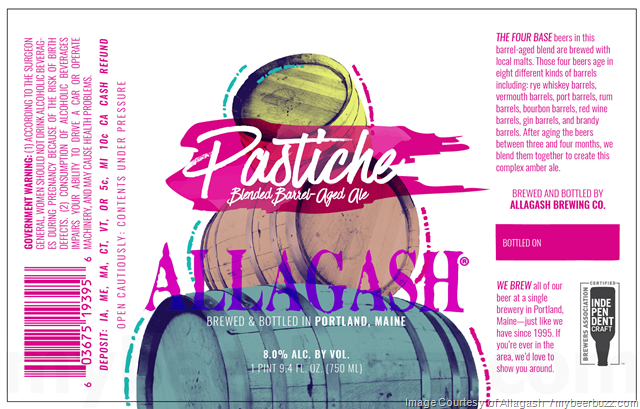 Image result for allagash pastiche