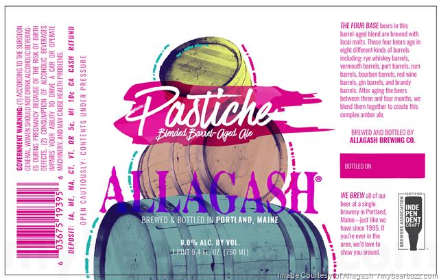 Image result for allagash pastiche