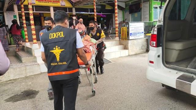 Korban Pembacokan di Desa Gemuruh Diizinkan Rawat Jalan