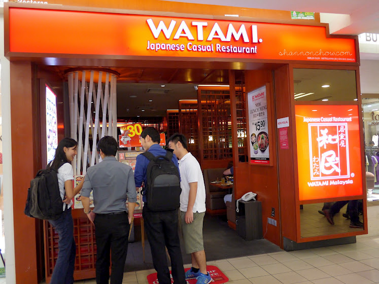 Watami's Japanese Casual Restaurant