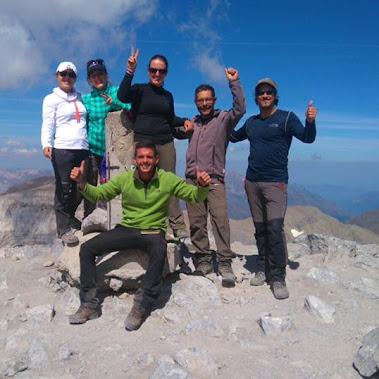 Monte Perdido -Septiembre 2016