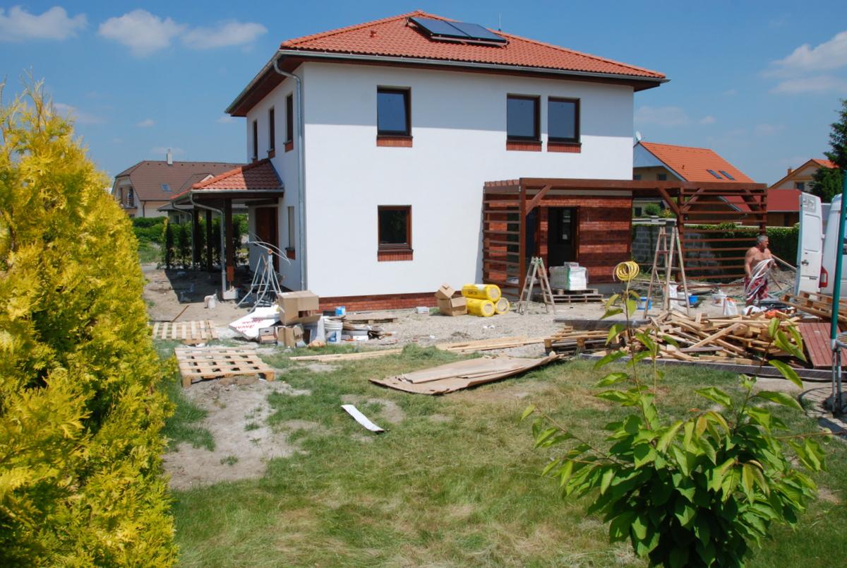 Montovaný dom Titus - City 730