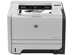 Instructions on down HP LaserJet P2055dn printer installer