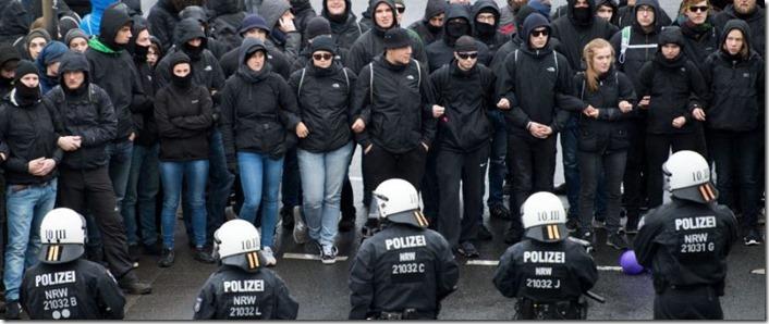 Köln Anti AFD