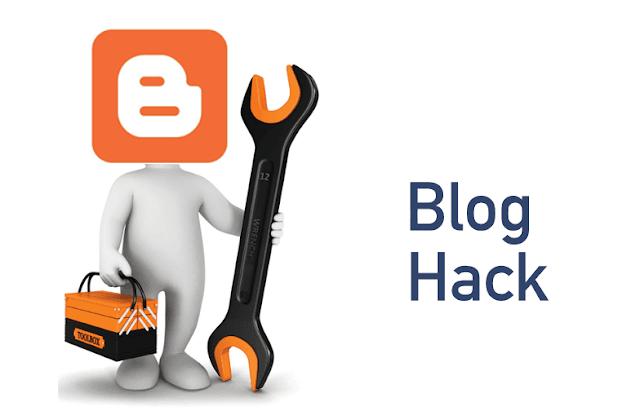 Blog Hack
