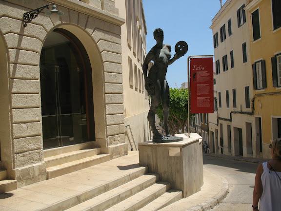 Teatro Talia.- Menorca
