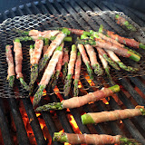 Asparagus mid char