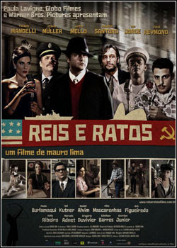 Reis e Ratos – DVDSCR AVI + RMVB Nacional
