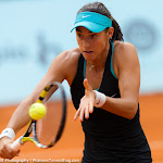 Caroline Garcia - Mutua Madrid Open 2014 - DSC_6975.jpg