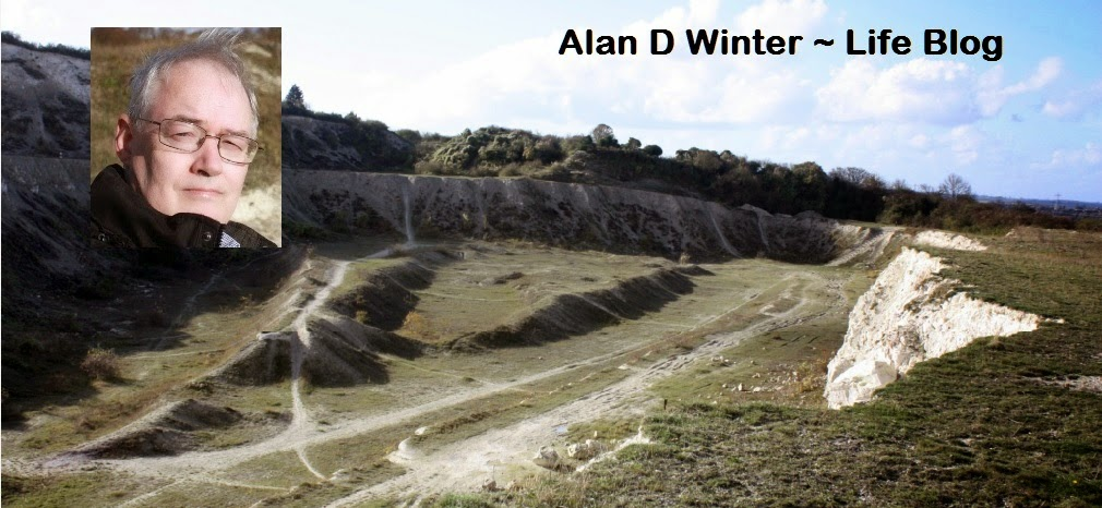 Alan D Winter ~ Life Blog