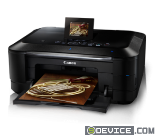 pic 1 - easy methods to download Canon PIXMA MG8270 laser printer driver