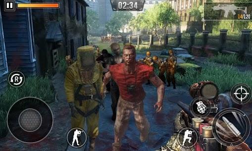Zombie Hunter Assault Call Of War 2019 3