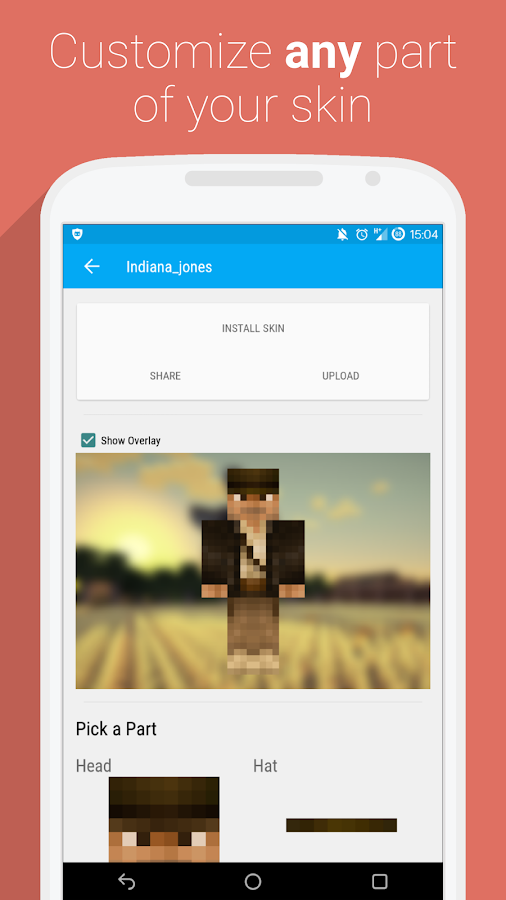UTK.io for Minecraft PE- screenshot