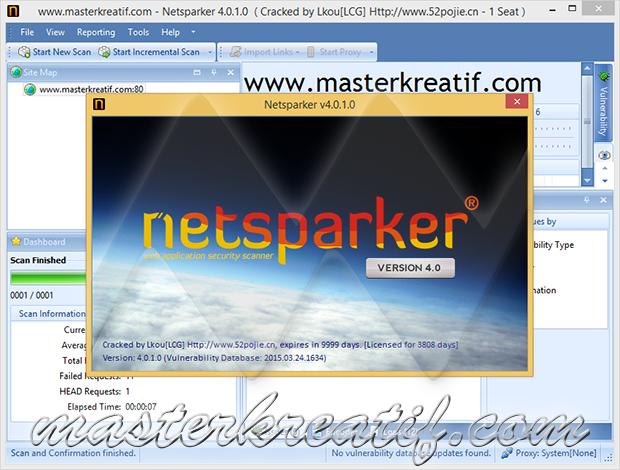 Netsparker 4.0