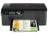 Descargar Driver Impresora HP Officejet 4500 Desktop
