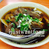 Enjoy the rustic noodles from Fu Hong Beef Noodles (富宏牛肉麵), Taipei, Taiwan