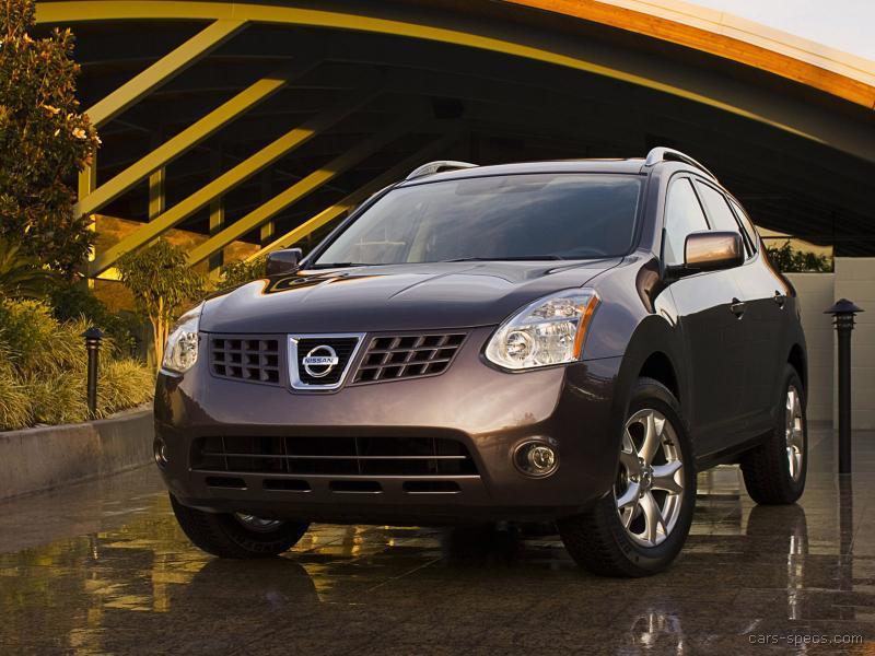 ... 2008 Nissan Rogue 00005 ...