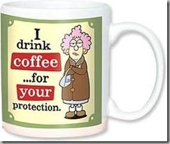 aunty acid mug 1