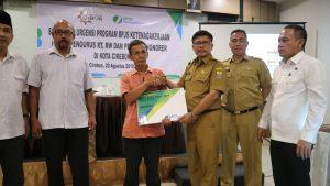 Pemda Kota Cirebon Kaji Skema Kepesertaan BPJS ketenagakerjaan untuk Pengurus RT/RW
