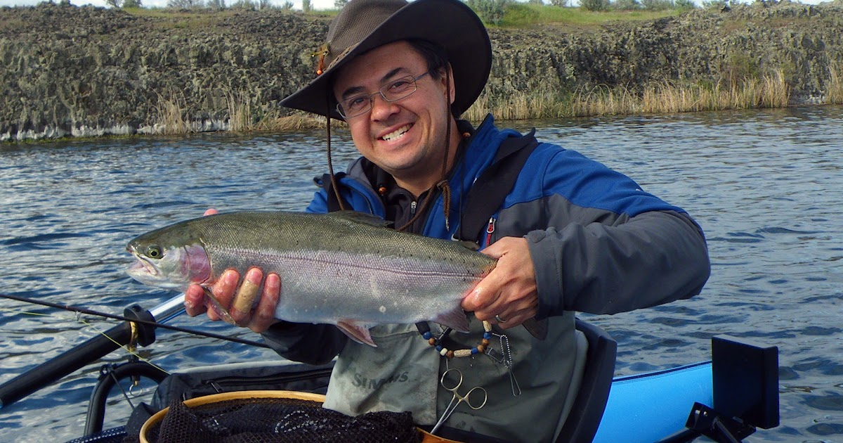 Fly fishing from snoqualmie isaak 39 s ranch in eastern for Fly fishing washington state